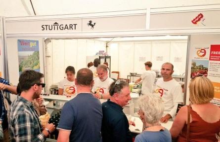 Stuttgart Stand